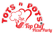 Top Chef Pizza Party Logo