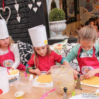 Tots n Pots party pictures